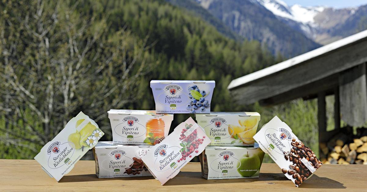 Yogurt Vipiteno - La bontà dell\'agricoltura in Alto Adige